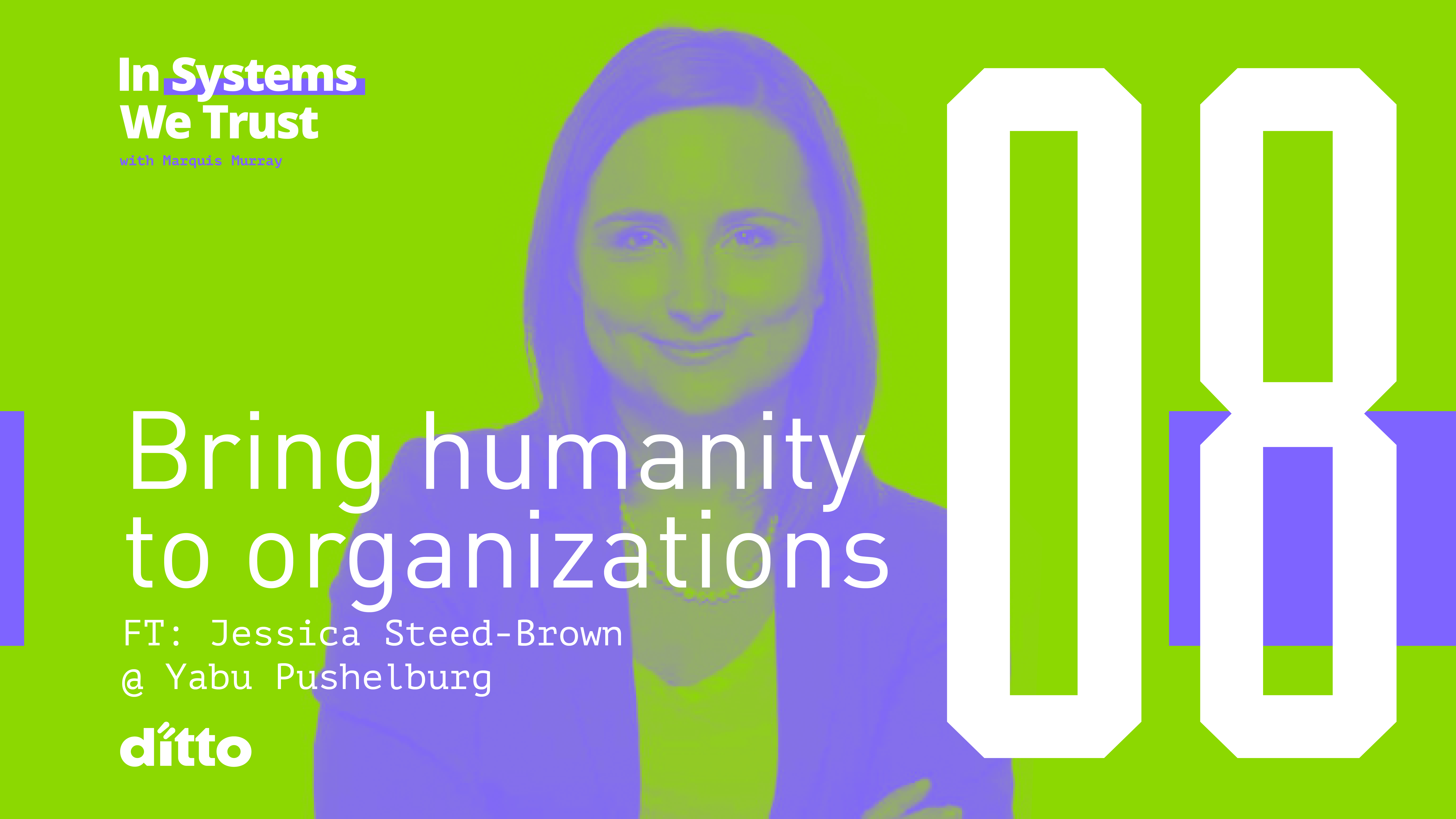 Supporting creative resourcing with Jessica Steed-Brown